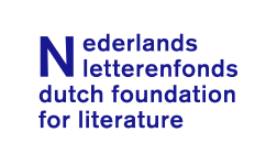 Nederlands Letterenfonds // Dutch Foundation for Literature